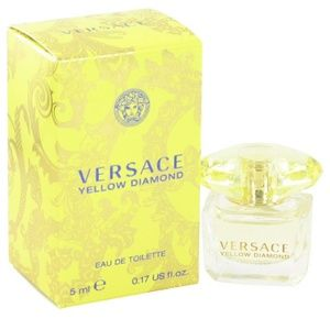 NIB VERSACE YELLOW DIAMOND